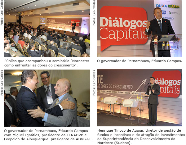 Images do evento da Carta Capital